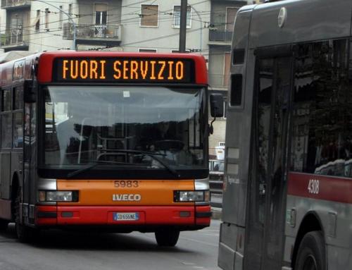 Martedì 25 Giugno sciopero dei trasporti a Roma
