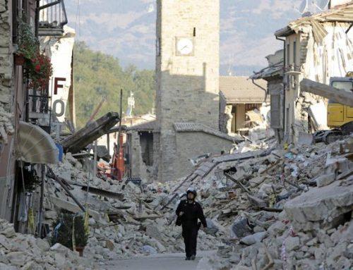 PERUGIA – Terremoto a Nocia.