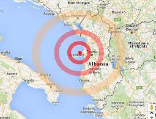 ALBANIA: TERREMOTO MAGNITUDO 6.5