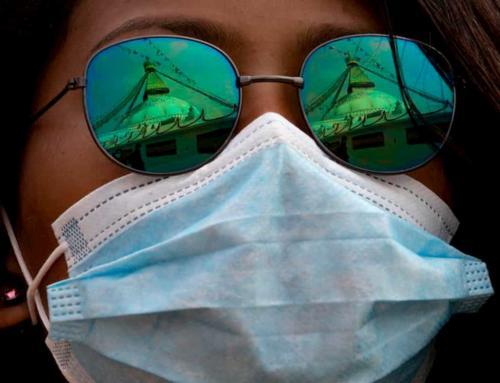 MASCHERINA: 5 consigli efficaci per evitare l'appannamento degli occhiali