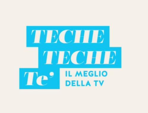 """Torna in televisione dal 2 luglio 2020 """"Techetechetè """", ma con qualche novità."""